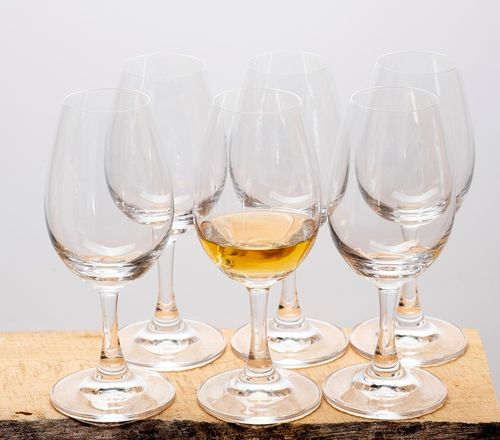 Glencairn Copita 6-pack