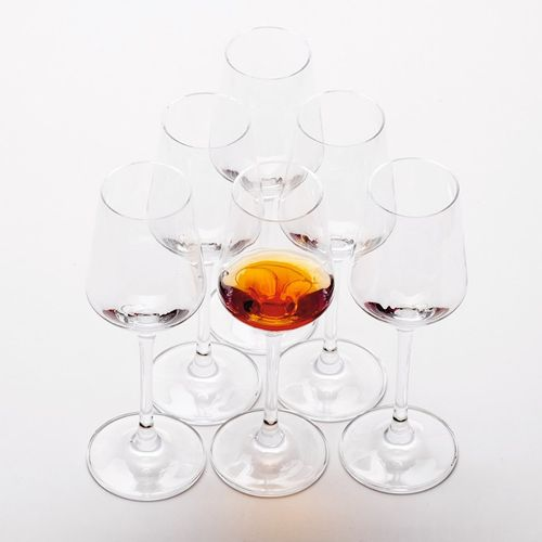 Harmony whiskyglas 6-pack